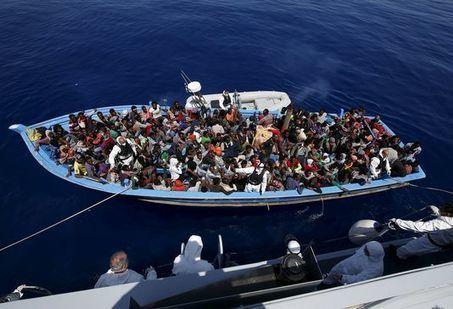 Boat-people: pourquoi 2015 n'est pas 1979 | Je, tu, il... nous ! | Scoop.it