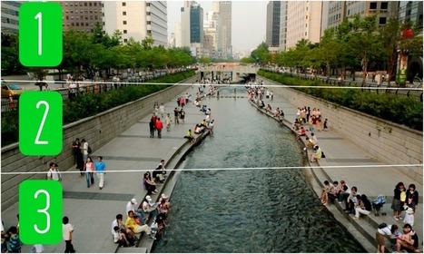 3 maneras en las que los Espacios Públicos le dan vida a las ciudades   Infraestructura Sostenible   Scoop.it
