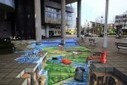 Greenpeace's 3D Street Art Teaches About Toxic Chemicals in Our Laundry | Urban Design | Scoop.it