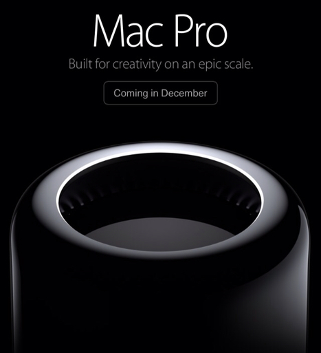 Mac Pro coming out | Apple Inc. News | Scoop.it