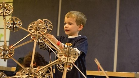 Can the Maker Movement Infiltrate Mainstream Classrooms? - Mind/Shift | Education and Cultural Change | Scoop.it
