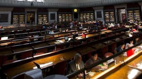 Biblioteca Nacional de España, la memoria de nuestra cultura - ABC.es | DOCUARCH | Scoop.it