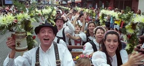 Октоберфест — самый большой фестиваль пива в мире   Travel the World   Travel The World   Scoop.it
