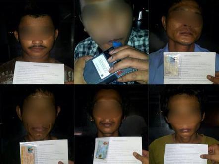 Des photos de conducteurs saouls publiées sur Facebook par la police thaïlandaise | Thailande Info | Scoop.it