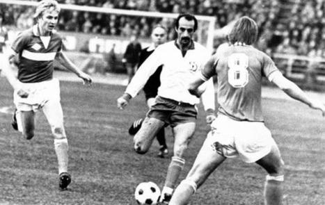 Georgia: Kipiani, el Zidane del Cáucaso - Yahoo Eurosport ES | Futbol | Scoop.it
