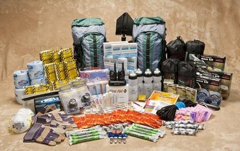 Be Prepared - Survival Kit Ideas: A week by week approach - planning   VIM   Scoop.it