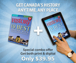 Canada's History - Lesson Plans | 21st century Learning Commons | Scoop.it