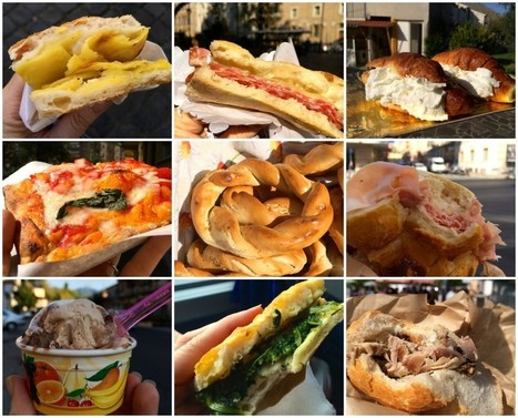 Top Nine Handheld Snacks Not to Miss in Italy | Italia Mia | Scoop.it