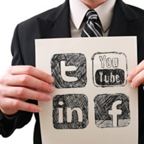 10 Creative Social Media Resumes To Learn From | Tools & Resources | Scoop.it