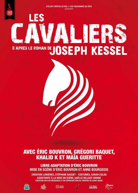 Les cavaliers de Joseph Kessel d'apres Eric Bouvron voyage dans le monde des steppes!   J'écris mon premier roman   Scoop.it