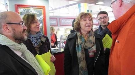 Édith Cresson de retour pour les élections - la Nouvelle République | ChâtelleraultActu | Scoop.it