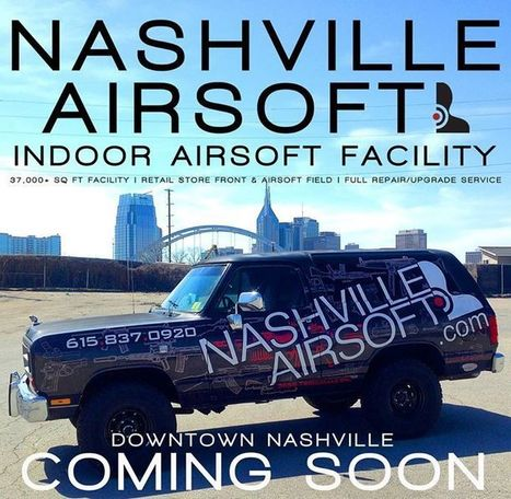 THE MUSIC CITY GETS A NEW CQB SOON! - Timeline Photos - Nashville Airsoft on Facebook | Thumpy's 3D House of Airsoft™ @ Scoop.it | Scoop.it