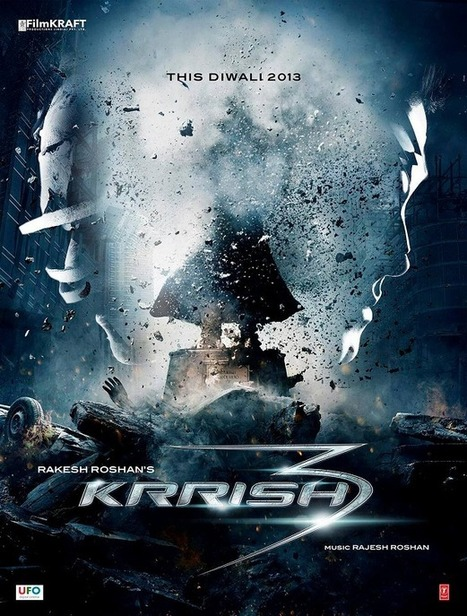 Reasons Why Hrithik Roshan's Krrish 3 Might Go Flop - Filmy Keeday | Bollywood Updates | Scoop.it