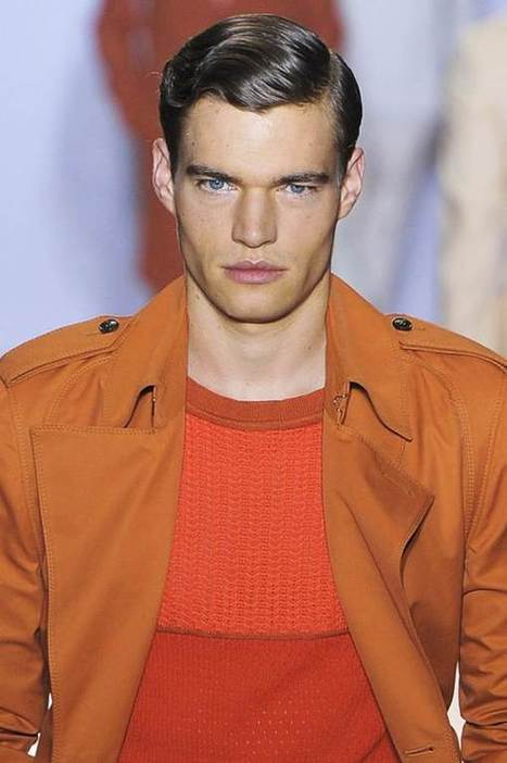 Men's Hairstyles 2013: The perfect side parting ~ Men Chic- Men's Fashion and Lifestyle Online Magazine | Men's Hairstyles | Scoop.it