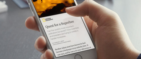 """Instant Articles"" on Facebook 