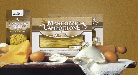 Le Marche quality Pasta: Marcozzi di Campofilone | Le Marche and Food | Scoop.it