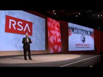 Big Data Redefines Security - Arthur Coviello Jr. - RSA Conference US 2013 Keynote   Ciberseguridad + Inteligencia   Scoop.it