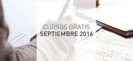 750 Cursos MOOC Gratis Universitarios en septiembre de 2016 | Cursos formación online | Scoop.it