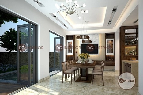 Thiết kế nội thất biệt thự theo phong thủy đón tài lộc cho gia chủ - | Thiet ke noi that chung cu Royal City | Scoop.it