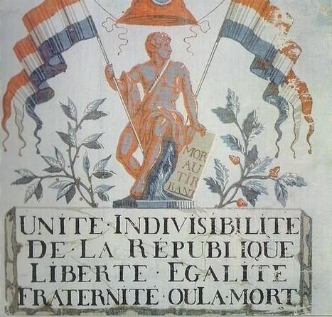 22 septembre 1792 : Avènement de la République française | Racines | Ca m'interpelle... | Scoop.it