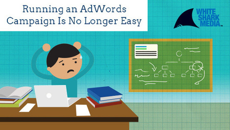 Running an AdWords Campaign Is No Longer Easy | Business intelligence for Geeks | Scoop.it