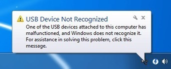 "USB Flash Drive Not Recognized – Don't Worry Too Much | ""Computação Forense"" 