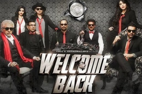 Welcome Back Wiki, Story and Starcast - Fans of Cinema   ReSCOOPED   Scoop.it