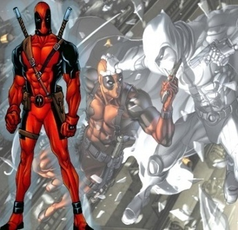 Deadpool (Wade Wilson) - Marvel Universe Wiki: The definitive online source for Marvel super hero bios. | Le monde fou de Deadpool | Scoop.it