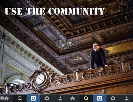 20 Ways to Make People Fall in Love With Your Instagram: A Guide for Libraries and Other Cultural Institutions   Sosiaalinen media ja kirjastot   Scoop.it