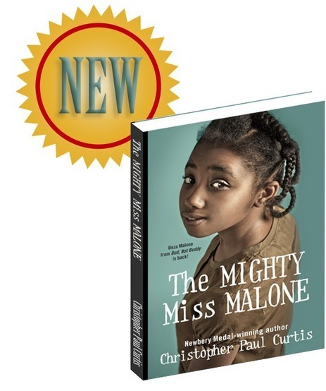 """The Mighty Miss Malone"" by  Christopher Paul Curtis 