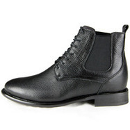 Black men best elevator boots that make you taller 8cm / 3.15inch | Elevator Height Boots for Men Taller | Scoop.it