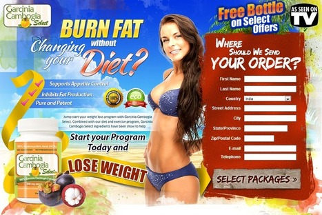 Garcinia Cambogia Select | Secret Formula that helps you Lose Weight! | Scoop.it