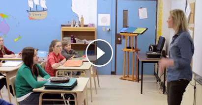 Voici à quoi ressemble le quotidien des professeurs au Québec ! Une vidéo belle et touchante | Mes coups de cœur FLE | Scoop.it