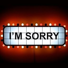 3 Types of Useless Apologies | Education Leadership | Scoop.it