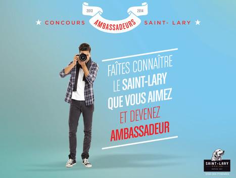 Recrutement de 6 ambassadeurs pour Saint Lary | Google Apps au service des PME Antillaises | Scoop.it