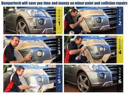 How to Find the Best Car Bumper Repair | Bumper Repair Service | Scoop.it