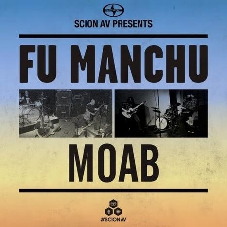 Split de Fu-Manchu y Moab para Scion AV | Feedback Rockblog | Scoop.it