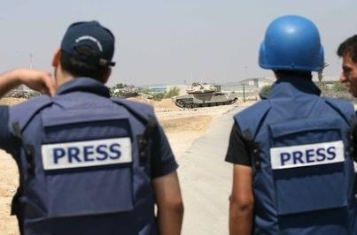Lorsque les journalistes se trouvent contestés | DocPresseESJ | Scoop.it