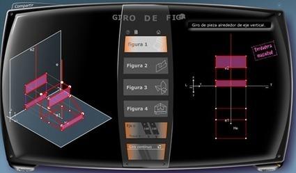 ¡Enamórate de la Geometría! | Nuevas tecnologías aplicadas a la educación | Educa con TIC | EDUDIARI 2.0 DE jluisbloc | Scoop.it