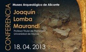 CONFERENCIA EN EL MARQ | Cursos, congresos, seminarios, excavaciones.... | Scoop.it