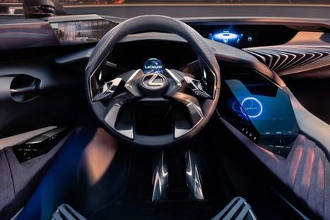 Lexus UX : le concept-car de luxe à l'incroyable intérieur futuriste   Japanese Science & Technology News   Scoop.it