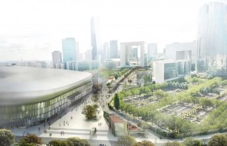 Architecture paysagère : Jardins de l'Arche par AWP | Architecture pour tous | Scoop.it