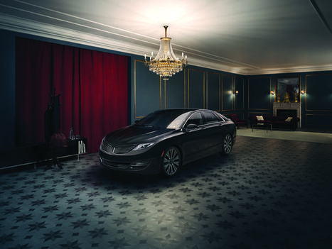 Lincoln goes upscale with Black Label models | Automotive Dealership | Scoop.it