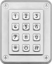 Metal keypad offers strength to users | Rugged Keypad | Scoop.it