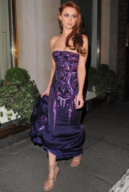 Una Healy: 2013 Glamour Women Of The Year Awards | Red Carpet Fashion | Scoop.it