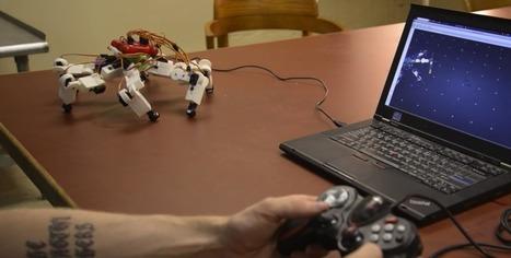 Neuron Robotics Unveils BowlerStudio — Design, Simulate & 3D Print Advanced Robots | DigitAG& journal | Scoop.it
