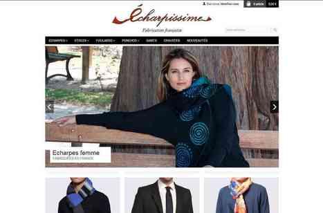 A la découverte d'Echarpissime - trucs de mec | Presse et Blog | Scoop.it