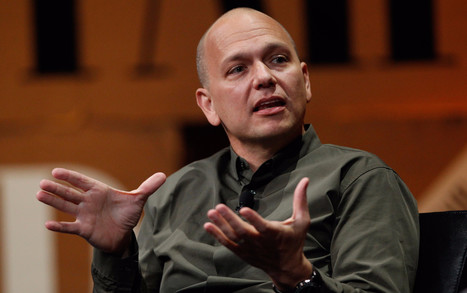 Tony Fadell, patron de Nest, quitte Google - Aruco | Hightech, domotique, robotique et objets connectés sur le Net | Scoop.it