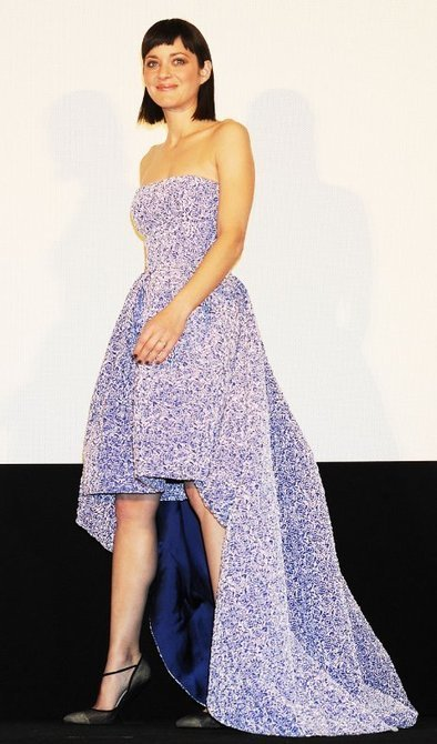 Marion Cotillard At Rust And Bone Toyko Premiere | Red Carpet Fashion | Scoop.it