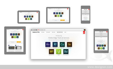 Adobe Edge Tools & Services - Dexigner | Adobe Illustrator Tutorials | Scoop.it